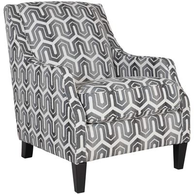 Picture of Gilmer Gray Chain Link Accent Chair