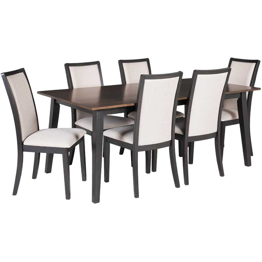 7 Piece Dining Set ~ Studio piece dining set d new classic