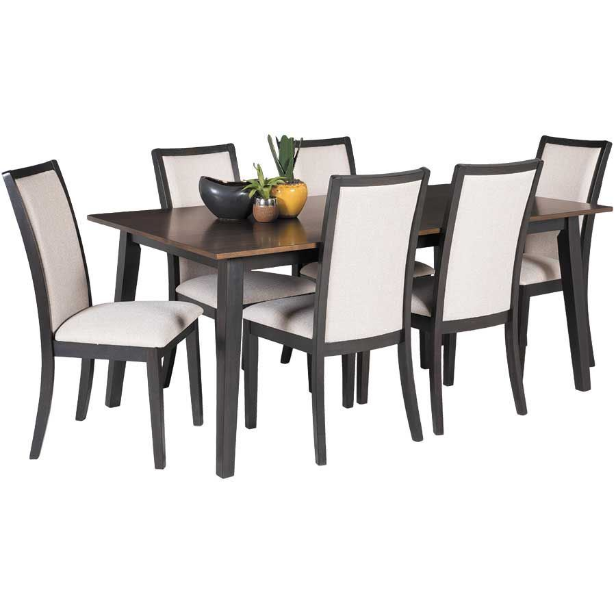 Studio 7 piece dining set d2626 10 6 20 new classic for 7 piece dining set