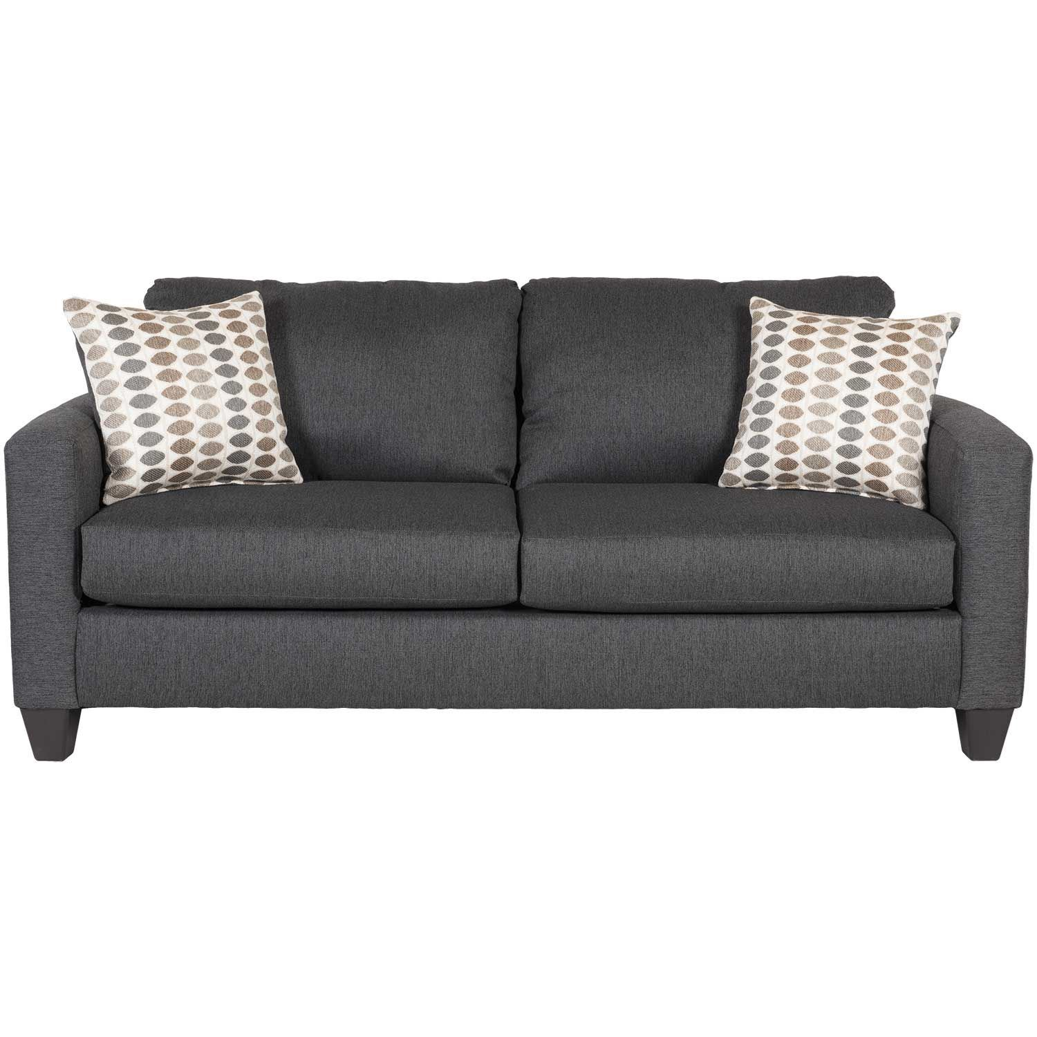 ... Picture Of Piper Carbon Full Sleeper Sofa ...