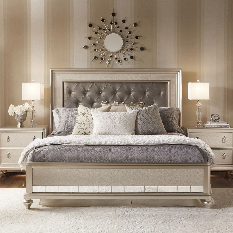 Queen Bedroom 8808 Queenbed Diva Queen Bed 8808 255 257 400 Samuel Lawrence