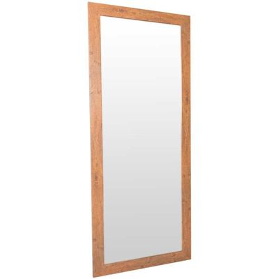 Picture of Rustic Pine Leaner Mirror 30x72