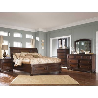Picture of Porter 5 Piece Bedroom Set