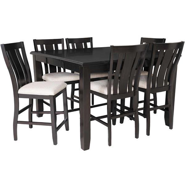 Ventura 7 Piece Counter Dining Set