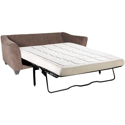 Picture of Chocolate QN Sleeper w/ Memory Foam