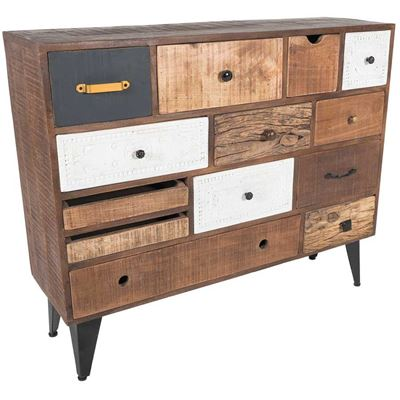 Picture of Vintage 13 Drawer Chest