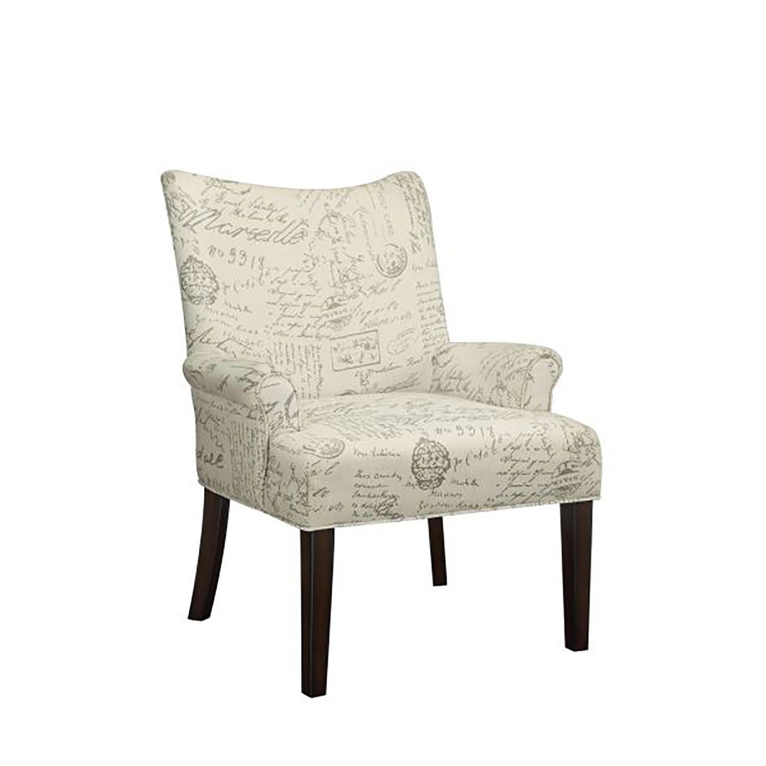 Accent Chair Off White 902149 Coaster Company Afw