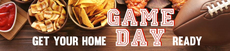 Get Your Home Game-Day Ready