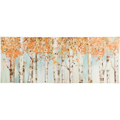 Picture of BIRCH COUNTRY CANVAS PRINT