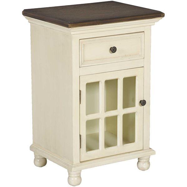 Foto para Accent Cabinet 1 Drawer 1 Door