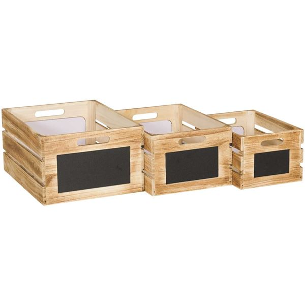 Picture of Set of 3 Accent Boxes