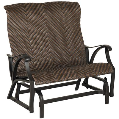 Picture of Wicker Glider Bench