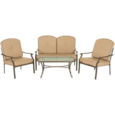 Imagen de Conversation 4 Piece Patio Set