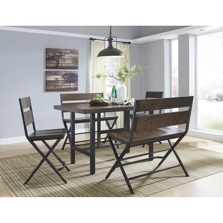 Kavara Double Barstool D469 323 Ashley Furniture Afw