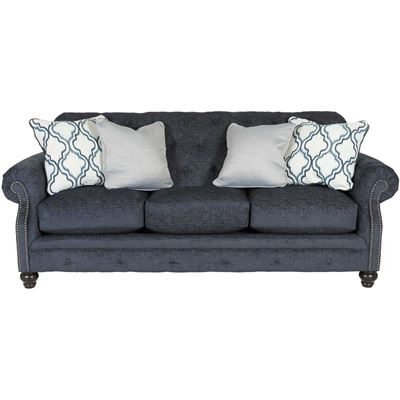 Picture of LaVernia Slate Tufted Sofa