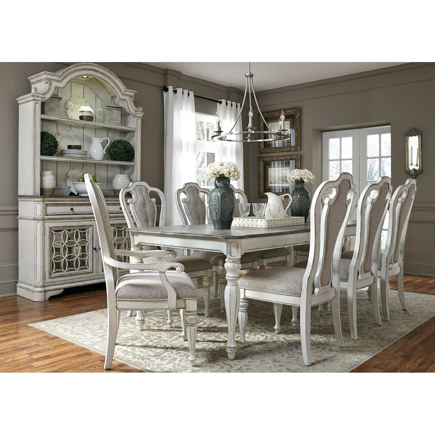 Magnolia Manor Buffet 244 Cb Liberty Furniture Afw