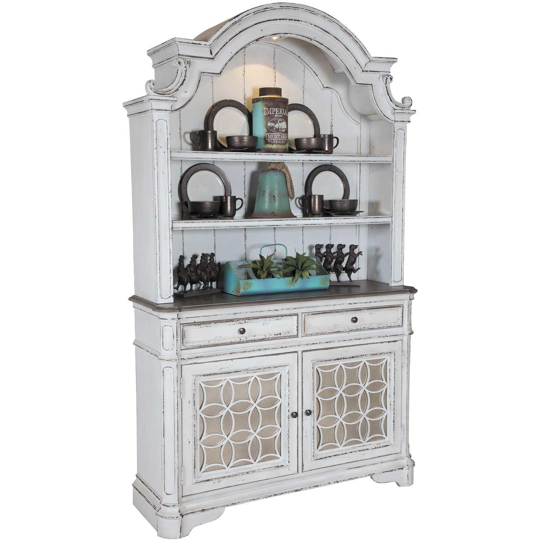 Magnolia Manor China Cabinet 244 Cbch5692 Liberty