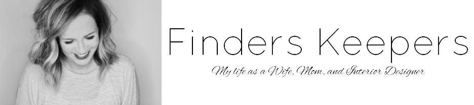 Blogger Spotlight: Finders Keepers Designs