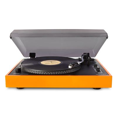 Imagen de Advance Stereo USB Turntable, Orange *D
