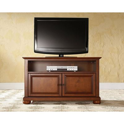Picture of Alexandria 42in TV Stand, Cherry *D