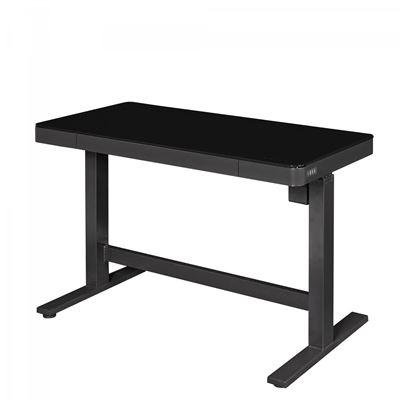Picture of Adjustable Height Desk, Black *D