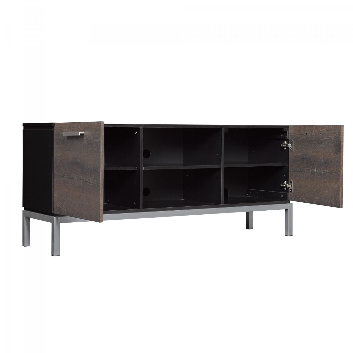 Cutler Bay Tv Stand For Tvs Up To 60 Black D Tc52 6337 Pb01 Classic Flame Twin Star Afw