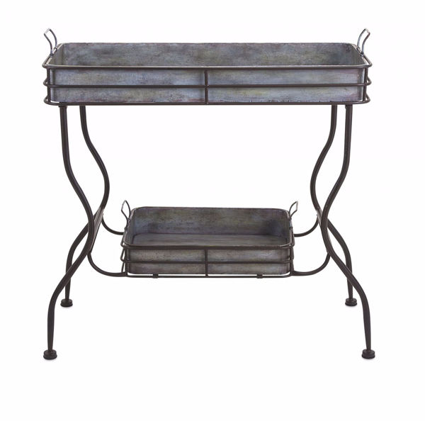 Picture of Galvanized Tray Table