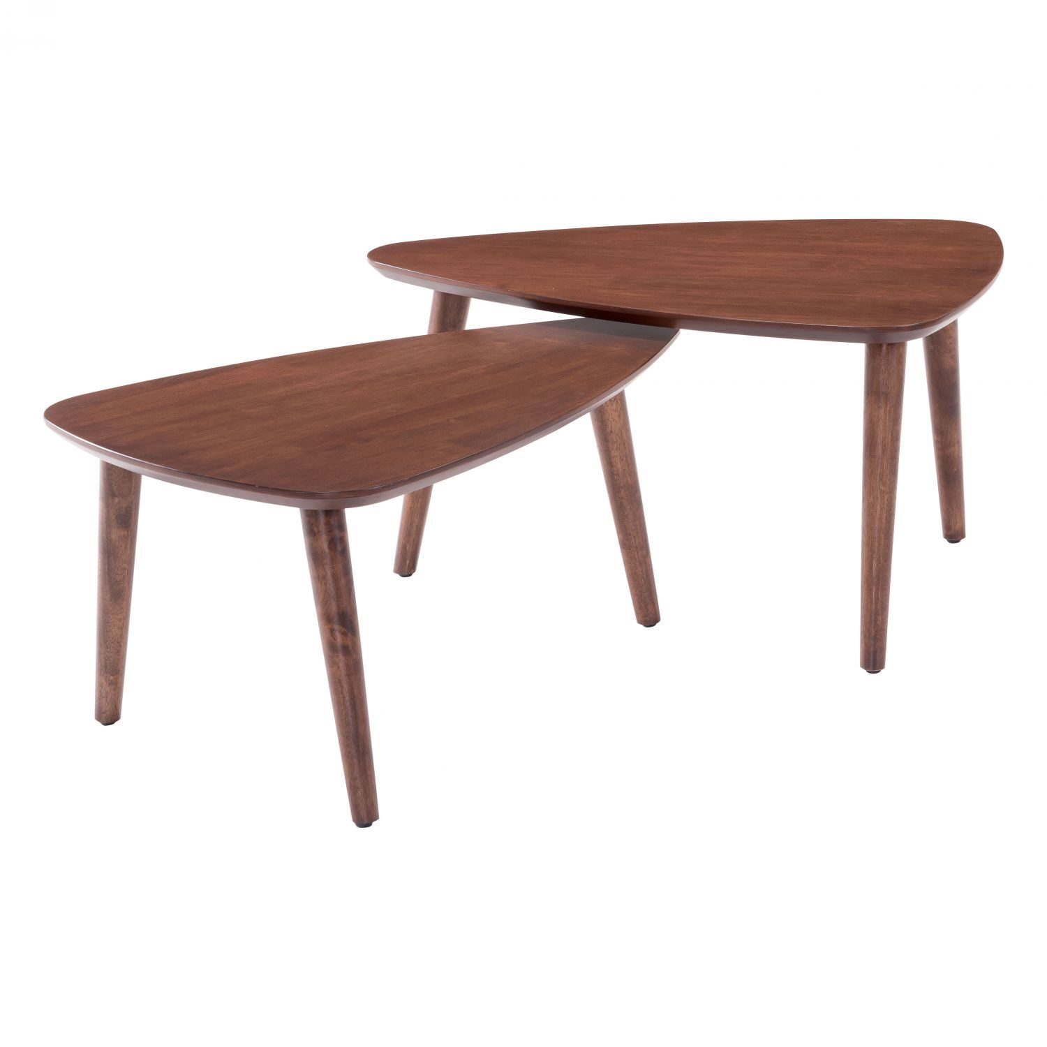 Koah Nesting Coffee Tables 100671 Zuo Modern Contemporary Afw