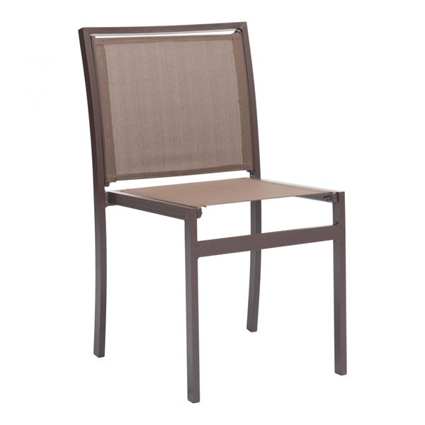 Picture of Mayakoba Dining Chair Brown , SET OF 2 *D