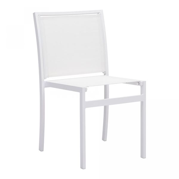 Picture of Mayakoba Dining Chair White , SET OF 2 *D