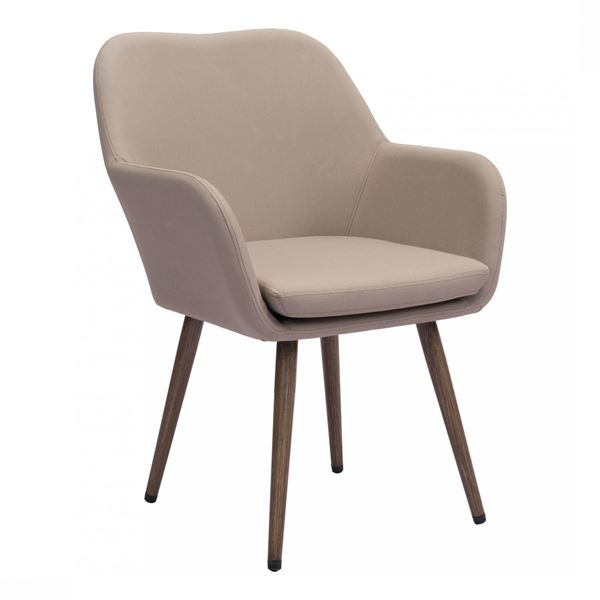 Picture of Pismo Dining Chair Taupe *D