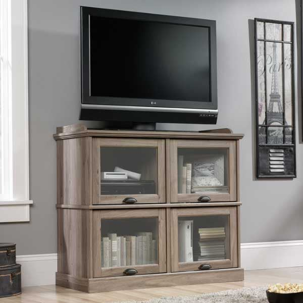 Barrister Lane Highboy TV Stand