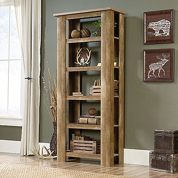 Boone Mountain Bookcase Craftsman Oak * D
