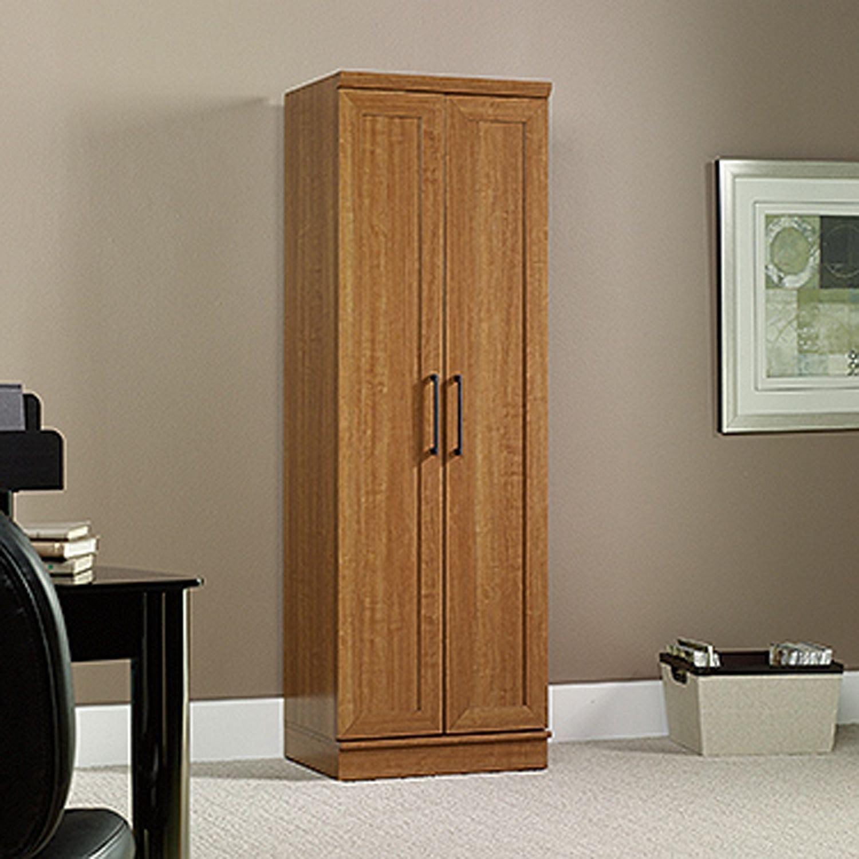 Homeplus Storage Cabinet Sienna Oak * D | 411963 | Sauder ...