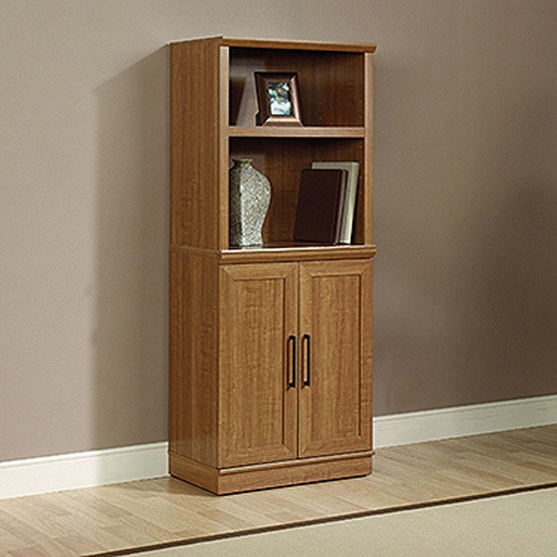 Homeplus Base Cabinet Sienna Oak D 411967 Sauder