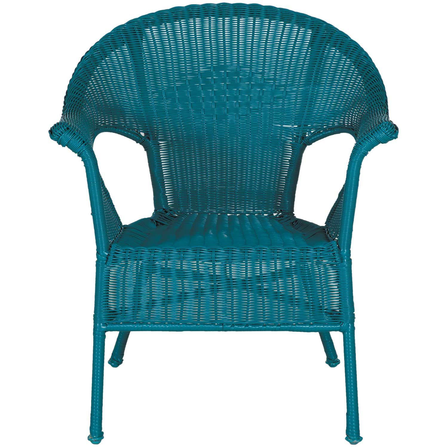 Woven wicker patio furniture 12 stylish outdoor furniture for Difference between rattan and wicker furniture