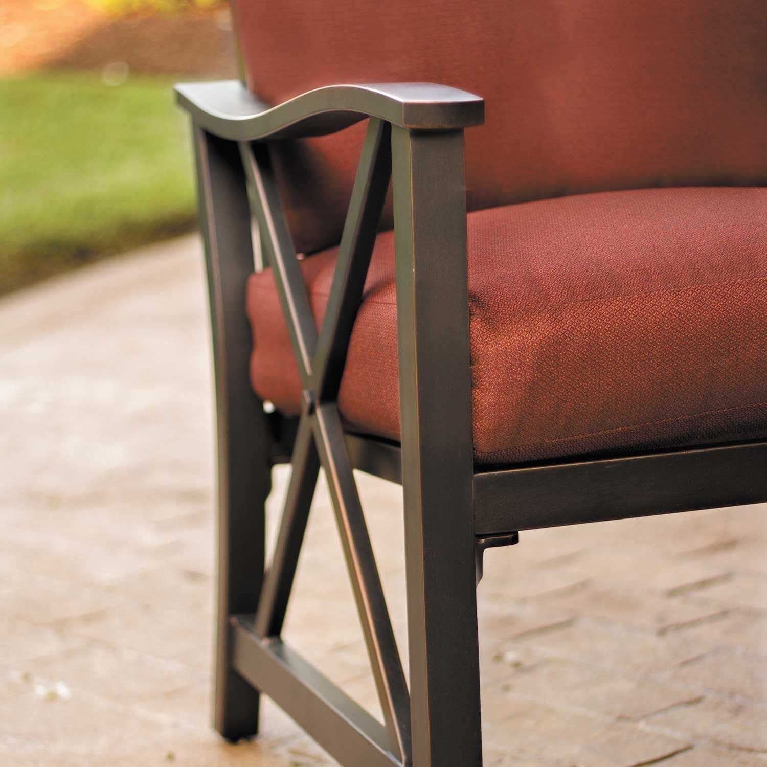 ... Picture Of Haywood Spring Chair ...