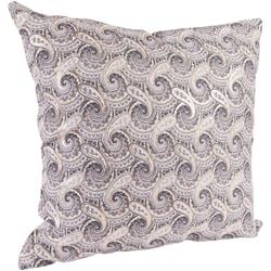 Picture of 18x18 Gold Waves Pillow