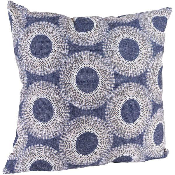Foto para 18x18 Navy Revlove Pillow