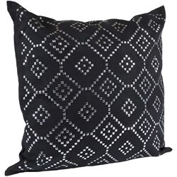 Picture of 18x18 Black Diamond Pillow
