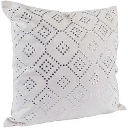 Picture of 18x18 White Diamond Pillow