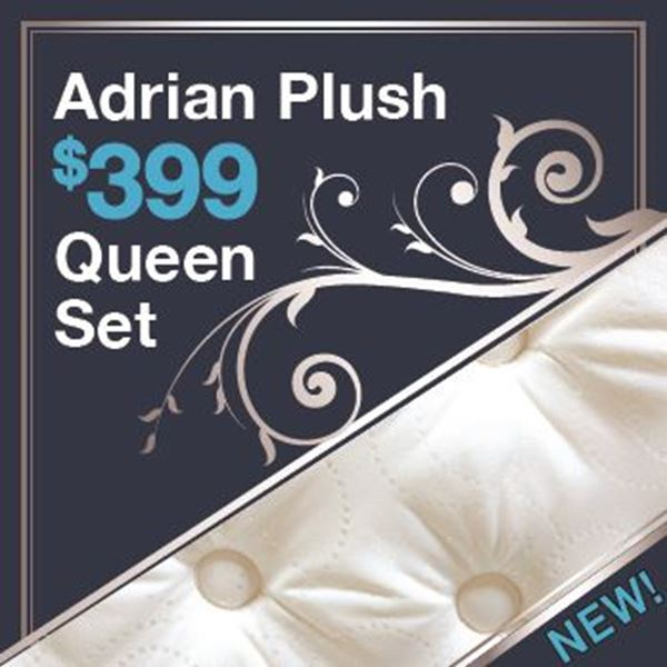 Picture for category $399 Adrian Queen Set