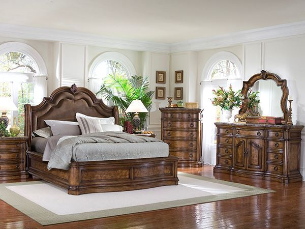 Popular Bedroom Set Furniture Interior