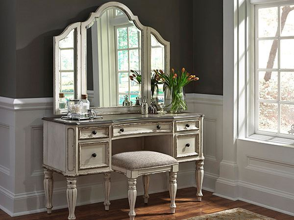 Picture for category Vanities and Benches. American Furniture Warehouse   AFW com has bedroom furniture for