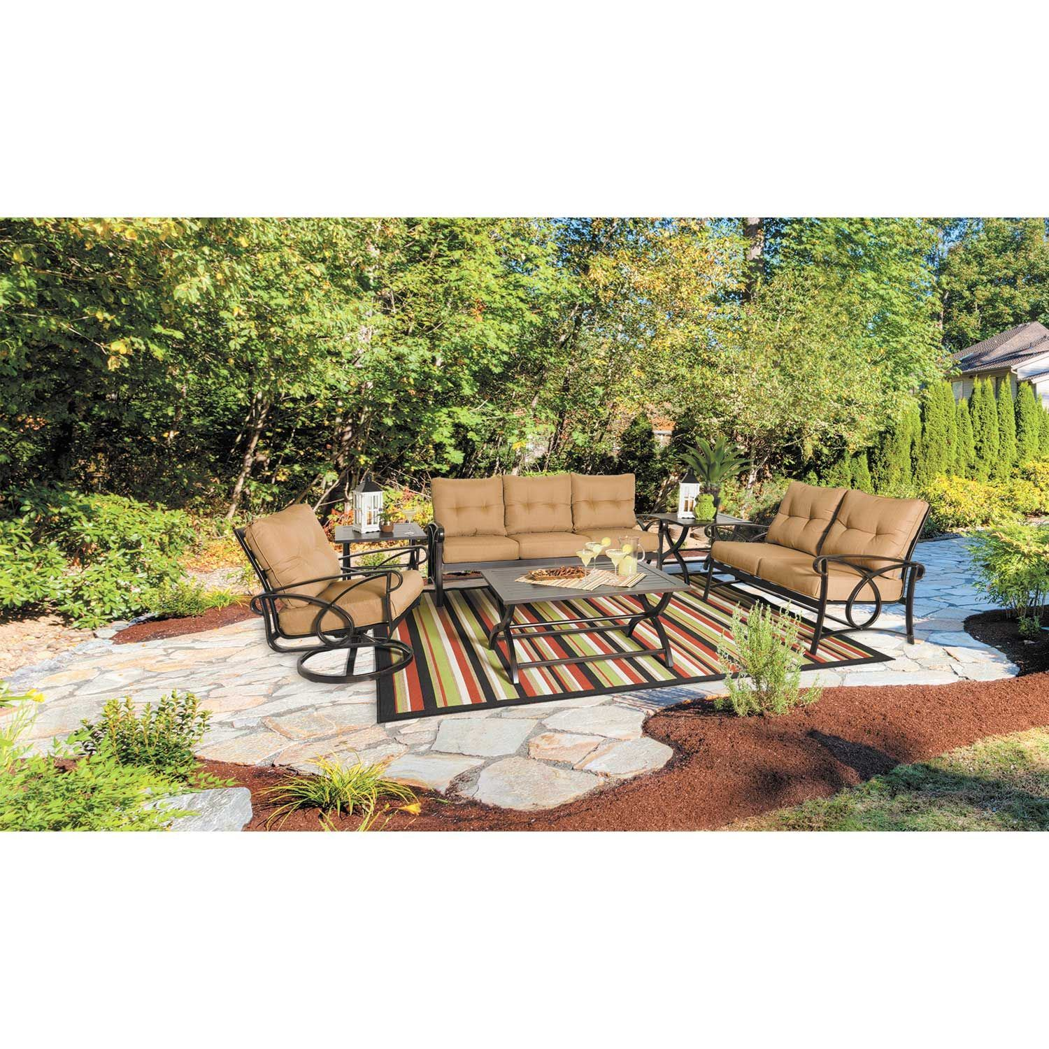 Picture Of Summerset Swivel Rocker Picture Of Summerset Swivel Rocker ...