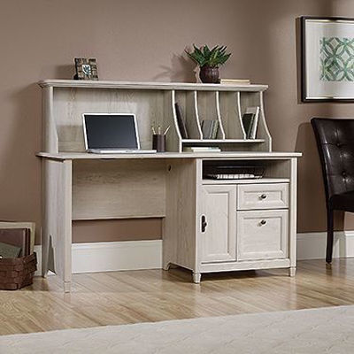 Picture of Edge Water Computer Desk and Hutch