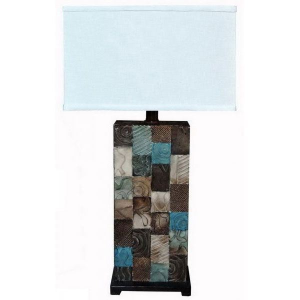 Foto para Blocks Of Texture Table Lmp Re