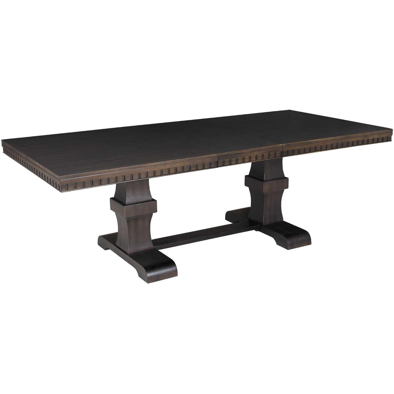 Morrison Rectangular Dining Table D100 TBL Elements AFW