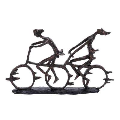 Picture of Biking Sculpture
