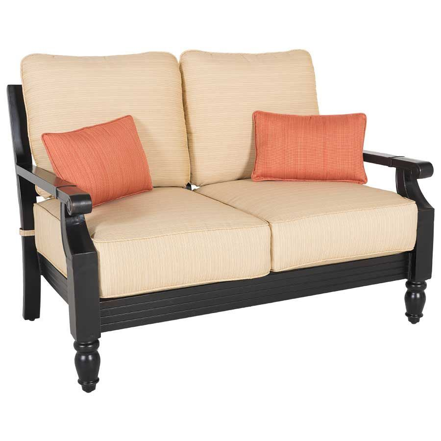 Picture Of Ashville Patio Loveseat